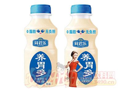同君乐养胃多乳酸菌饮品340ml原味