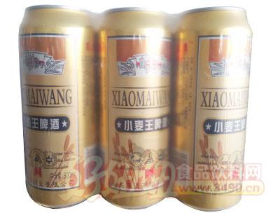 慕康小麦王啤酒500ml