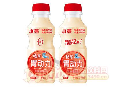 畅享胃动力乳酸菌饮品340ml红