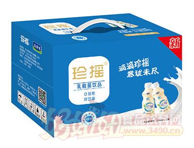 珍摇乳酸菌饮品338mlx12瓶