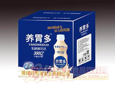 养胃多乳酸菌饮品1.25LX6瓶