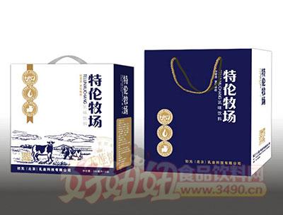 特伦牧场无蔗糖饮品250mlX12盒(初元礼盒)