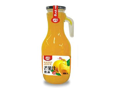 一小一样芒果汁1.5l手把