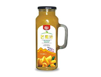 一小一样芒果汁1l