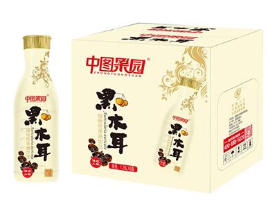 中图果园黑木耳植物性果蔬饮品1.28L×6瓶