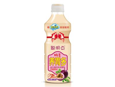 聪明点畅享养胃多百香果益生菌风味发酵乳1.25L
