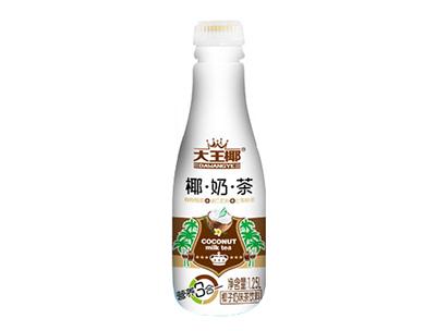 大王椰椰奶茶饮料1.25L