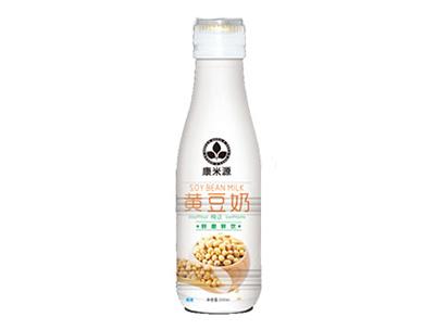 康米源纯正黄豆奶500ml