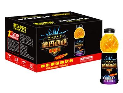 德玛西亚能量王维生素运动饮料600ml×15瓶