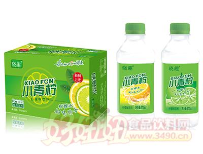 晓趣小青柠柠檬味饮料375ml×24