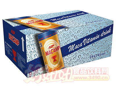 阿哈普维生素饮料245ml×24罐