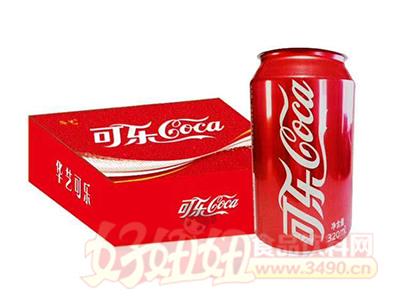 华艺可乐 320ml