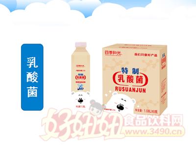 四季阳光 乳酸菌 1.08L×6瓶