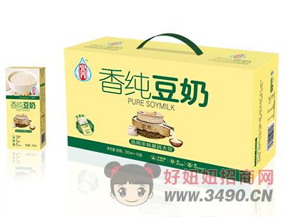 宜养香纯豆奶250ml×16盒