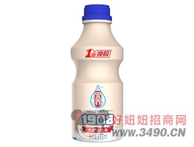 宜养1908瓶乳酸菌lehu国际app下载330ml