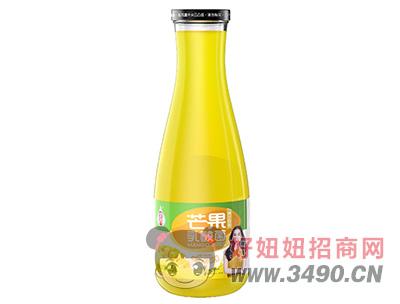 宜养芒果乳酸菌果汁lehu国际app下载1.5L
