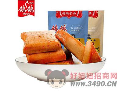 鸽鸽劲Q豆腐豆干豆制品麻辣食品素食袋装159g