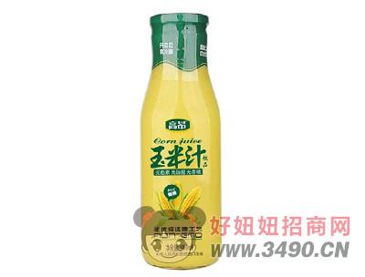 高昂玉米汁1000ml