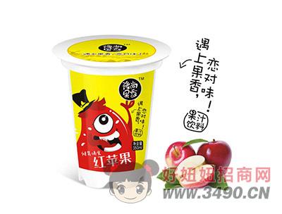 豫尚果香 红苹果 350ml
