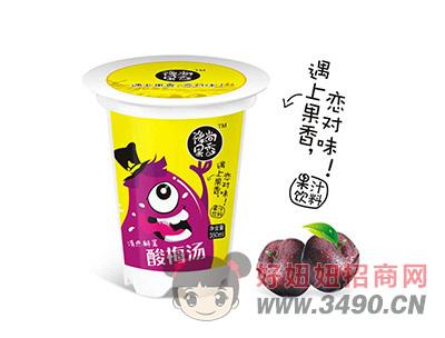 豫尚果香 酸梅汤 350ml