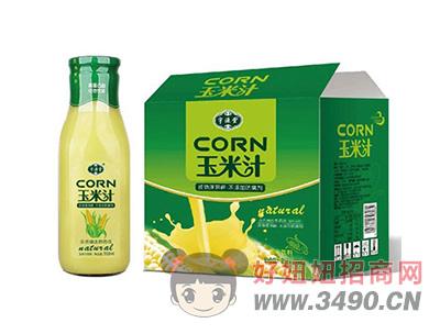 宇源堂玉米汁饮料箱装