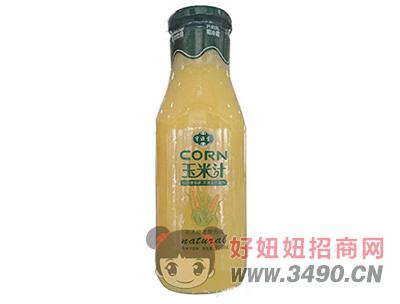 宇源堂玉米汁饮料910ml