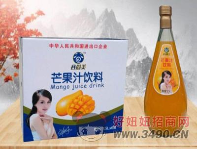 谷尚美芒果汁饮料1.5LX6