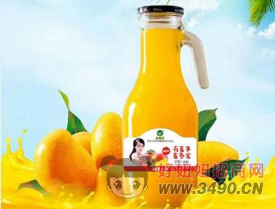 喜多客芒果汁饮料1.5L