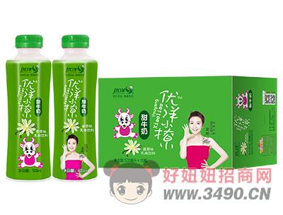 优洋小撩甜牛奶香草味乳味饮料500ml×15瓶