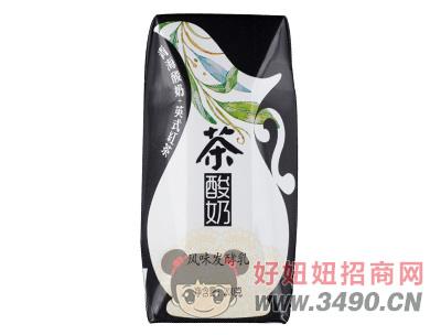 圣湖茶酸奶风味发酵乳200g