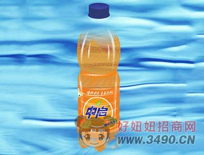 中启橙味汽水500ml