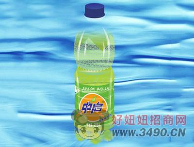 中启苹果味汽水500ml