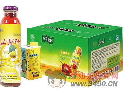 万寿果园山梨汁