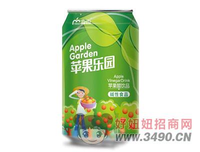 苹果乐园苹果醋饮料310ml