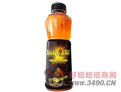 妙滋运动能量维生素饮料600ml
