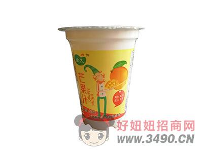 燕塞炫久芒果汁350ml