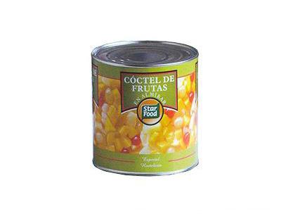 金维梨罐头大罐