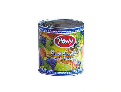 金维什锦罐头水果