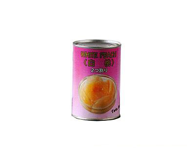 金维黄桃罐头红罐