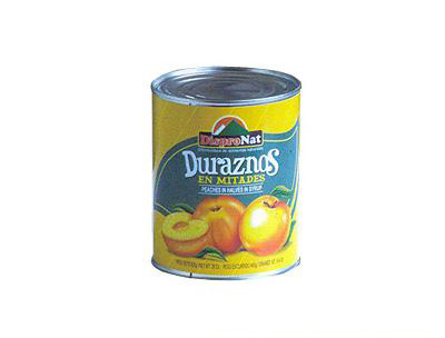 金维黄杏罐头