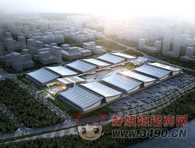 长沙国际会展中心整体图片