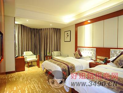 和一湘科大酒店高级双人房