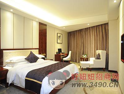 和一湘科大酒店豪华大床房