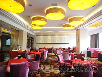 和一湘科大酒店餐厅大厅