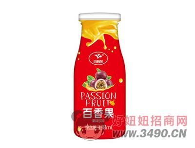 百香果果味饮料330ml