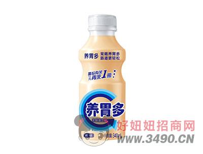 养胃多 乳酸菌饮品原味340ml