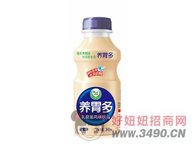 养胃多乳酸菌风味饮品原味340ml