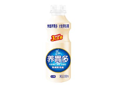 养胃多乳酸菌饮品原味1000ml