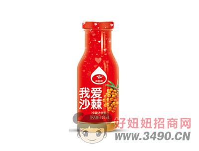 我爱沙棘汁饮料310ml