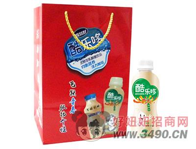 得其利酷乐哆发酵型乳酸菌饮品手提礼盒